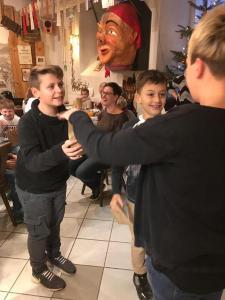 Nikolausfeier 2018
